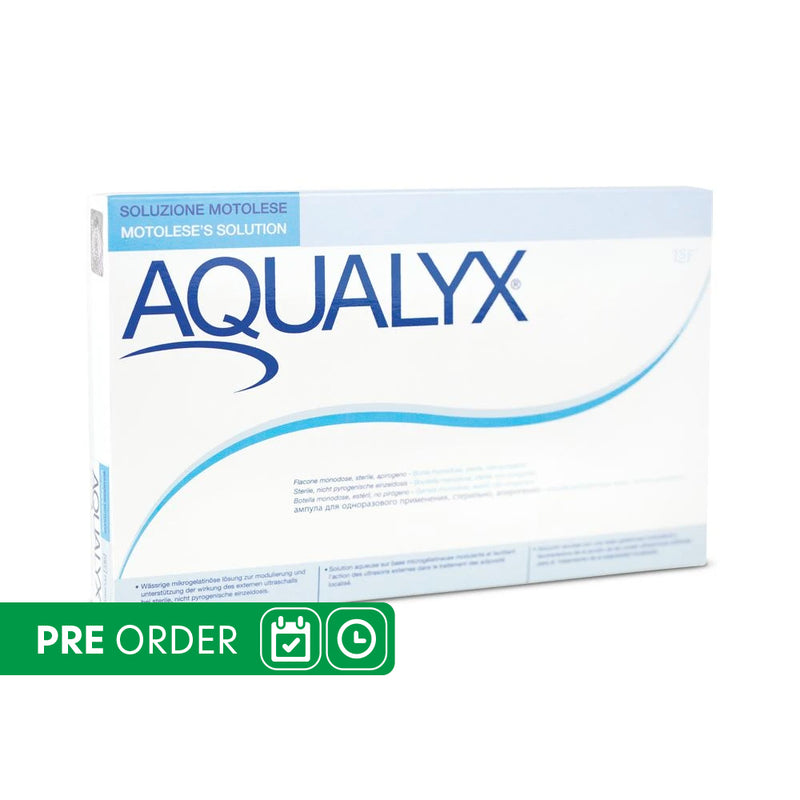 Aqualyx® 10 x 8ml - LSF Dermal Fillers
