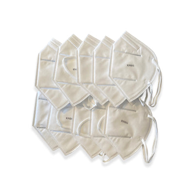 10 x KN95 Non Medical Grade 4 layer Masks - LSF Dermal Fillers