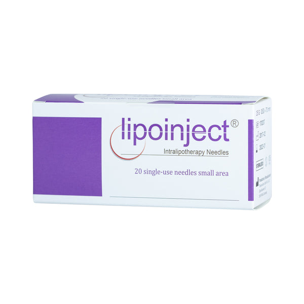 Lipoinject Small Area 25G 70mm Needles - LSF Dermal Fillers