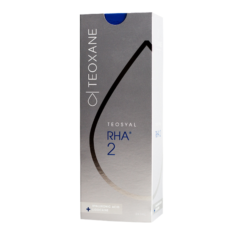 Teosyal® RHA 2 (2x1ml) - LSF Dermal Fillers