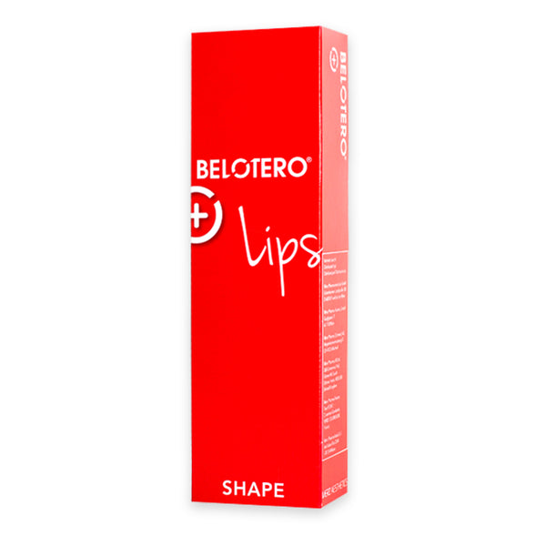 Belotero® Lips Shape Lidocaine (1×0.6ml) - LSF Dermal Fillers
