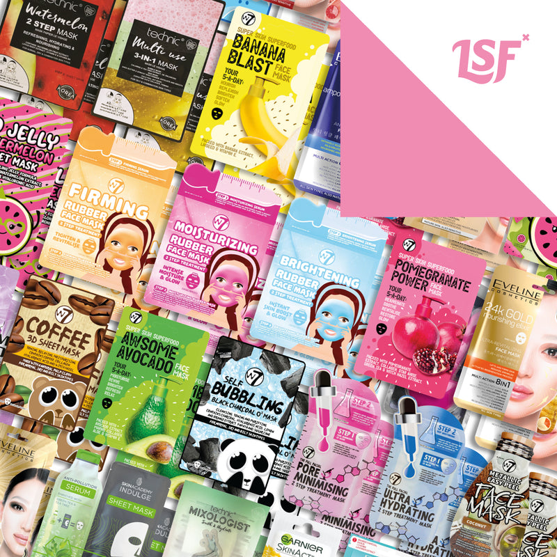 Sheet Mask Bundle - LSF Dermal Fillers