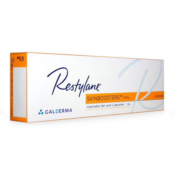 Restylane® Skinboosters Vital with Lidocaine (1x1ml) - LSF Dermal Fillers