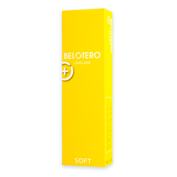 Belotero® Soft Lidocaine (1x1ml) - LSF Dermal Fillers