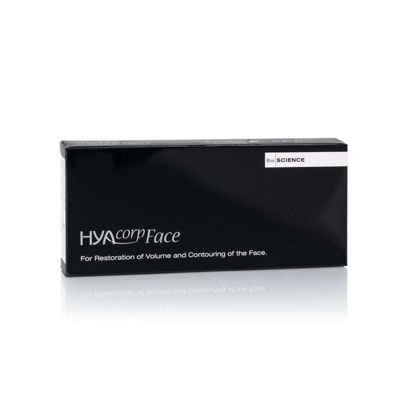 HYAcorp Face (1 x 1 ml) - LSF Dermal Fillers