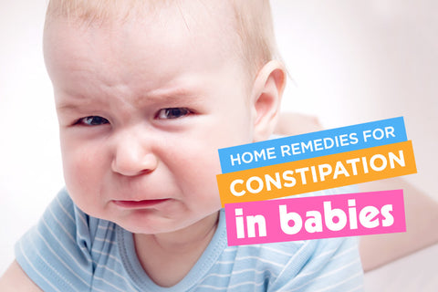 common baby stomach problems