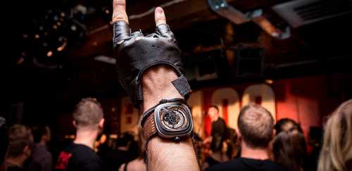 SEVENFRIDAY PUNK NIGHT!