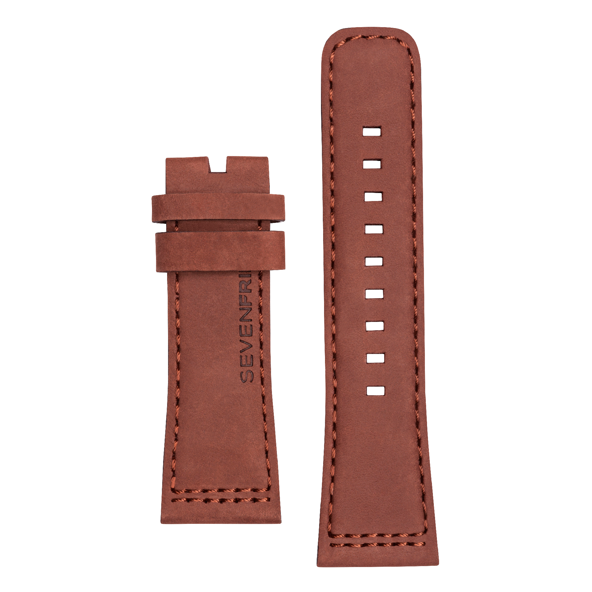 STRAP, Leather, Brown (M2/02)