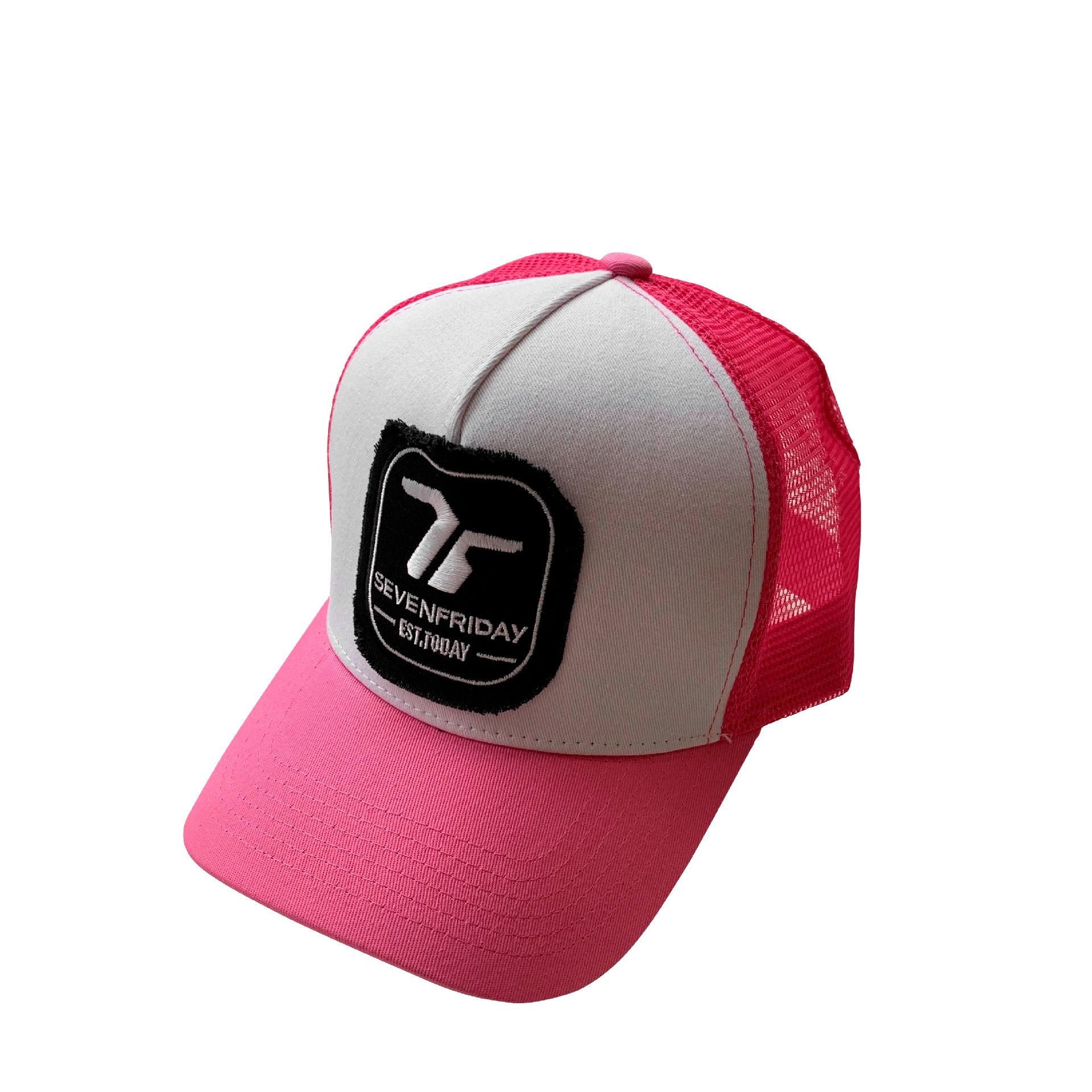 SEVENFRIDAY Cap, Pink