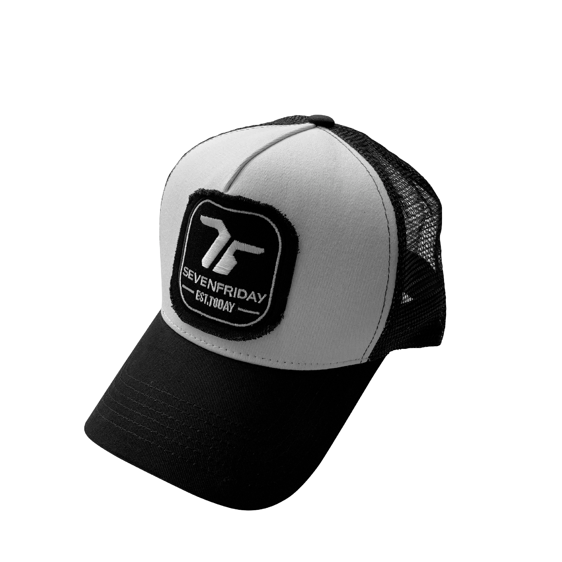 SEVENFRIDAY  Cap, Black