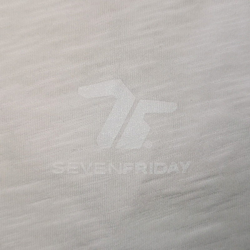 Tee shirt, Long Sleeve Off White