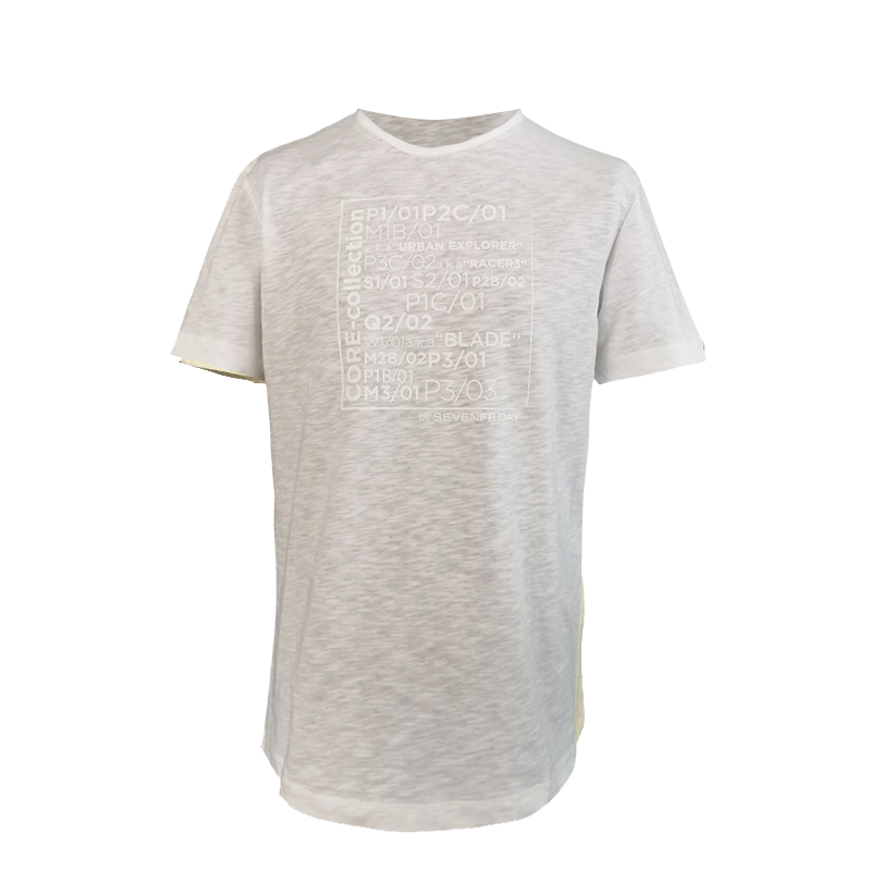 Tee shirt, Short Sleeve Off-White