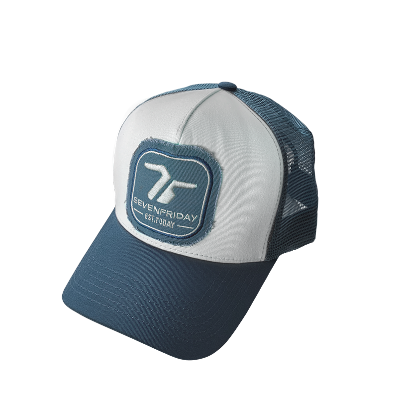 SEVENFRIDAY Cap, Blue