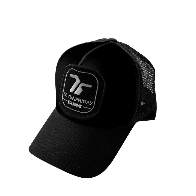 SEVENFRIDAY  Cap, All Black