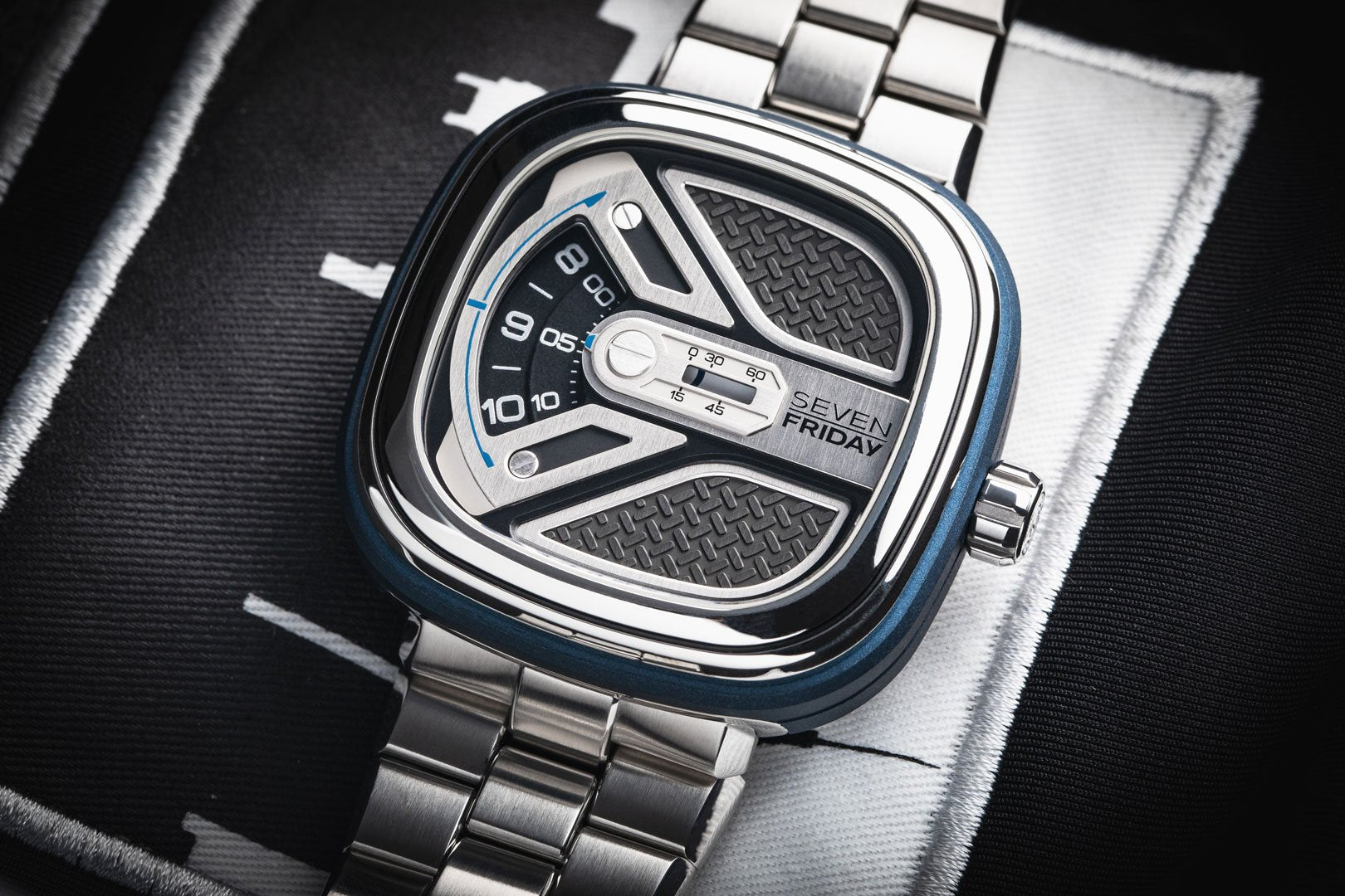 Sevenfriday Metal Bracelet M1B/01M
