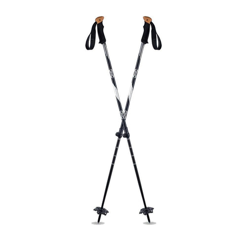 Atlas 2-Piece Adjustable Poles - Coontail