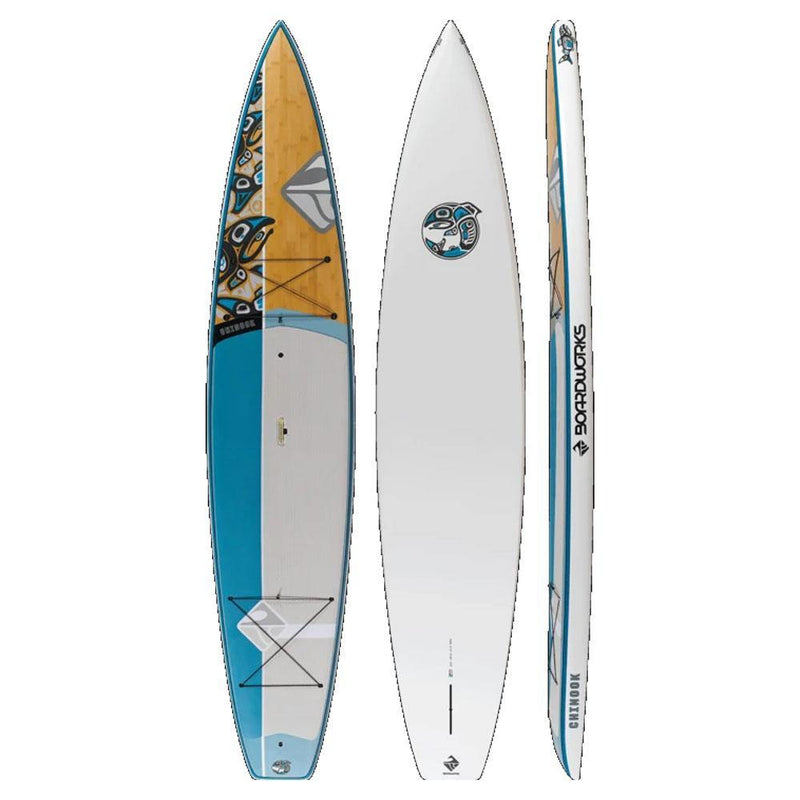 Boardworks Chinook Paddle Board - Coontail