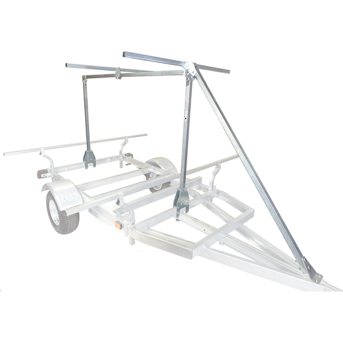 Malone MegaSport 2nd Tier Kit With Load Bars - Coontail