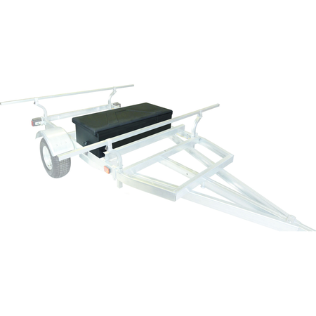 "Malone MegaSport Kayak Trailer w/86"" Load Bars"
