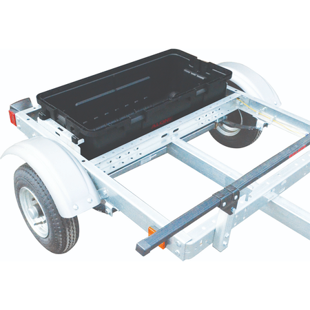 Malone Tray-Style Bike Rack For Trailers
