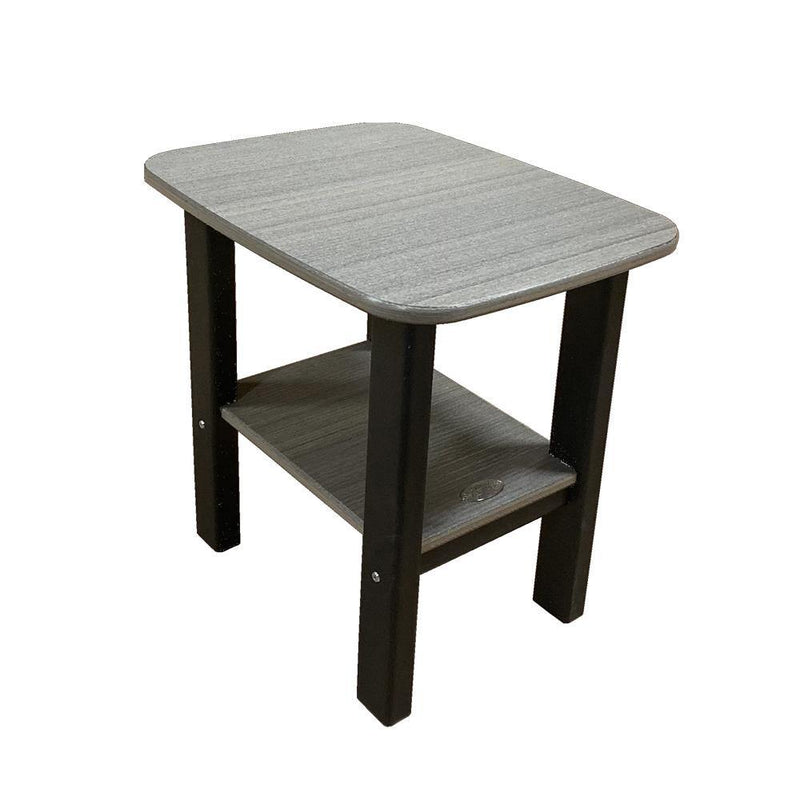 Perfect Choice Classic Dining-Height Side Table - Coontail