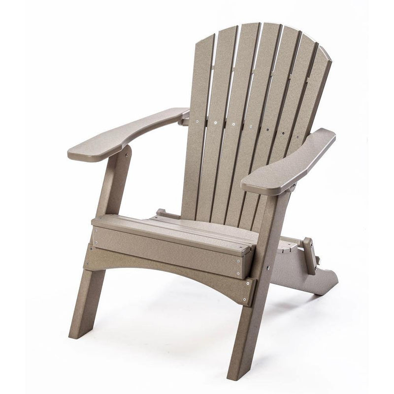 Perfect Choice Classic Folding Adirondack Chair - Coontail