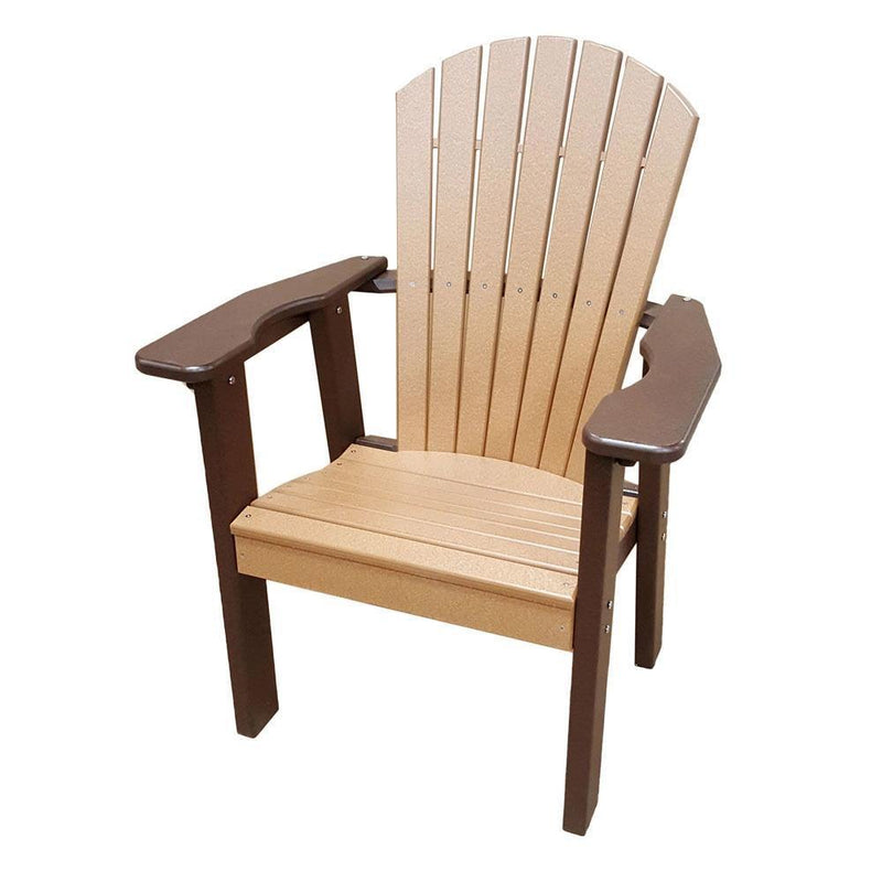 Perfect Choice Classic Upright Adirondack Chair - Coontail