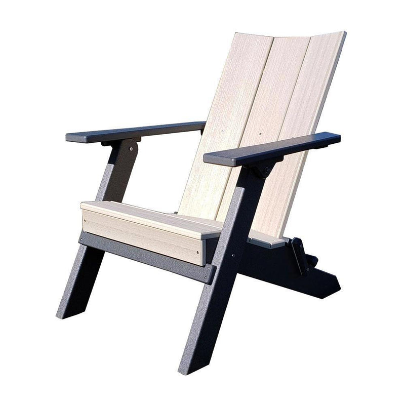 Perfect Choice Stanton Folding Adirondack Chair (premium colors) - Coontail