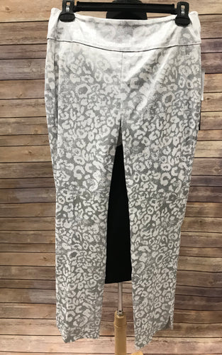 Up! Metallic Print Pant