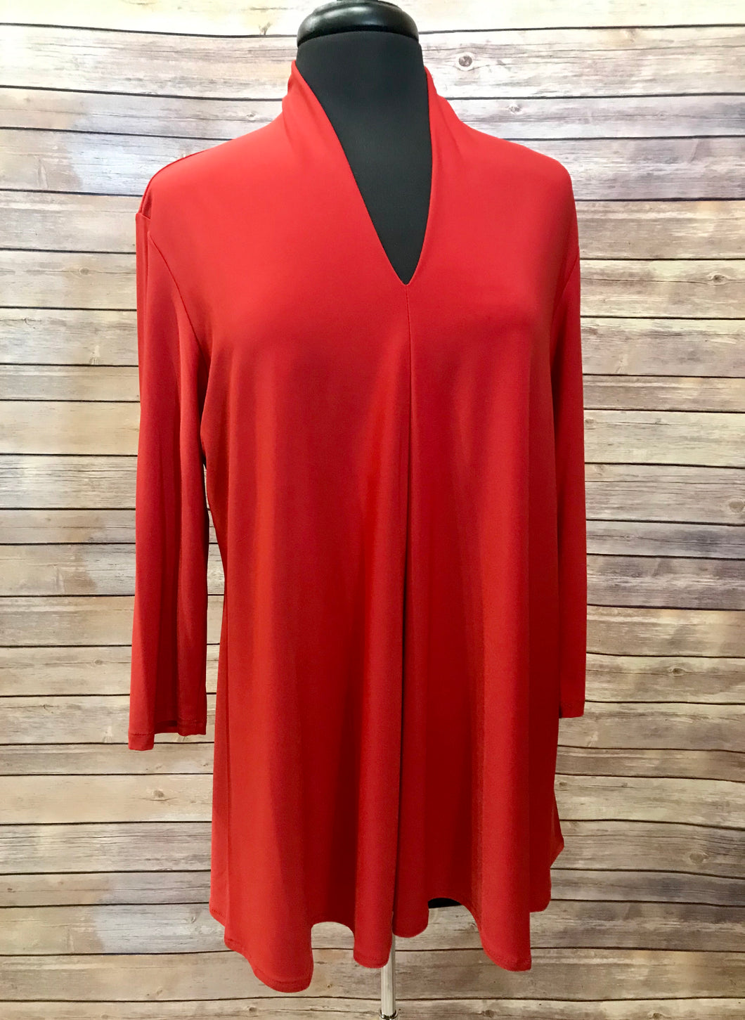 Soft Works Burnt Orange/Red Top