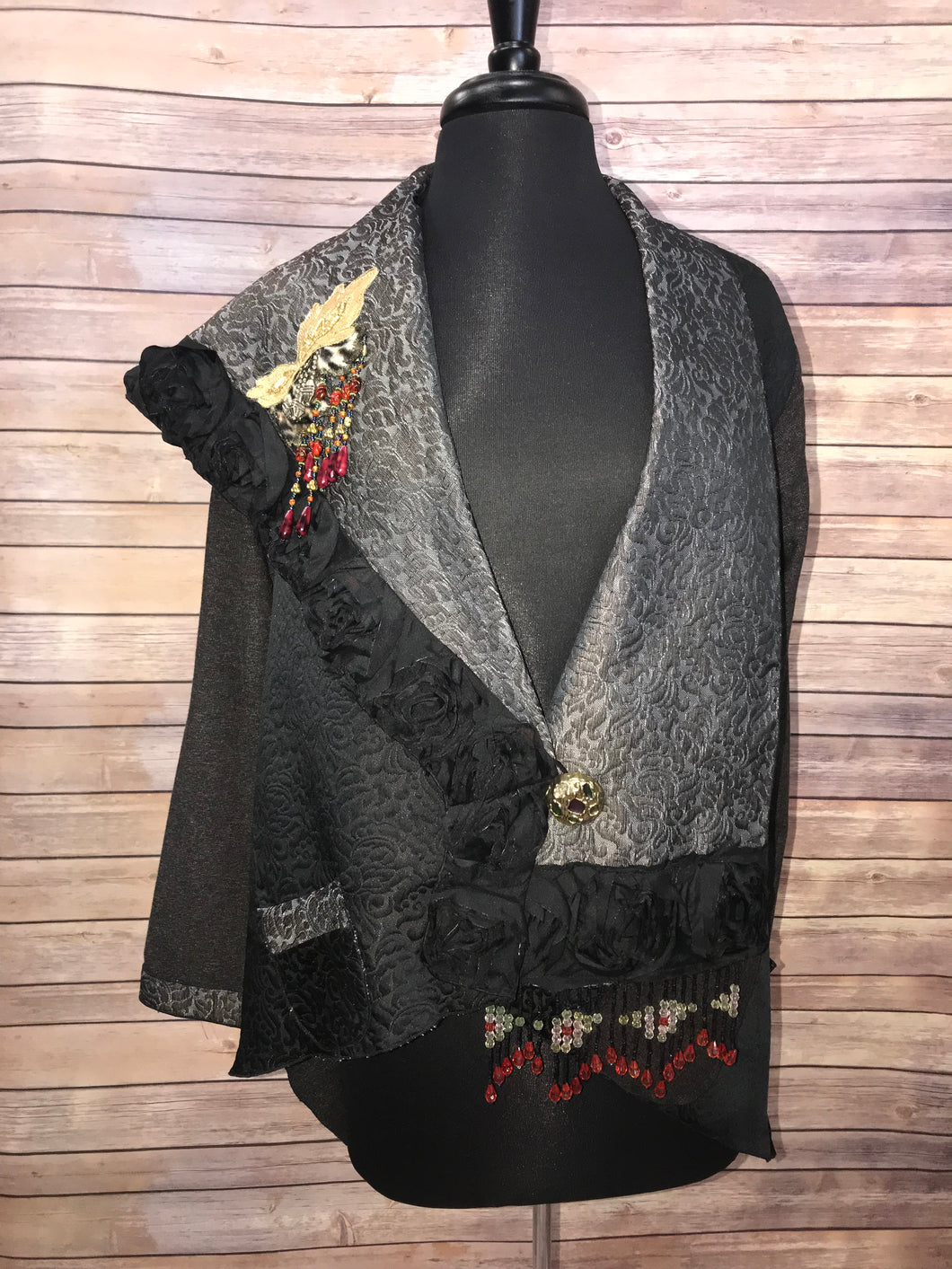 Lee Anderson Bead With Me Jacket