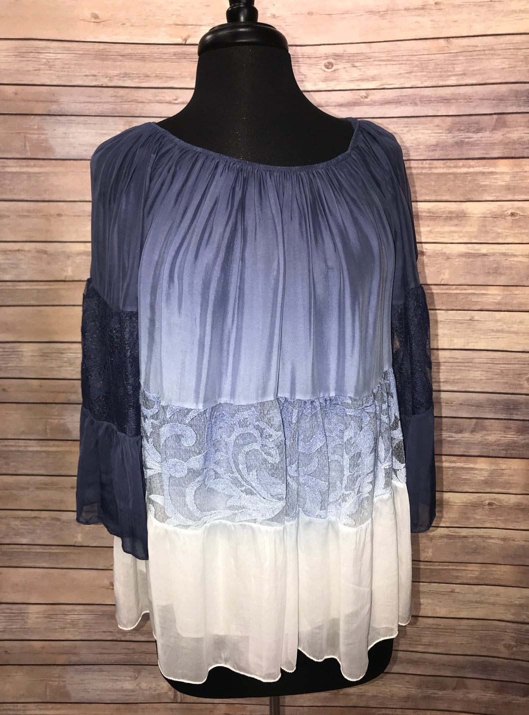 Made In Italy Ombre Top