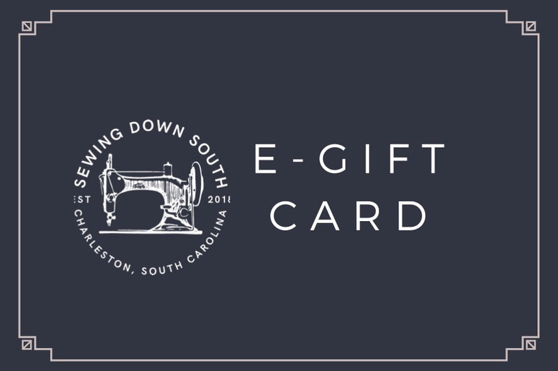 Sewing Down South Gift Card