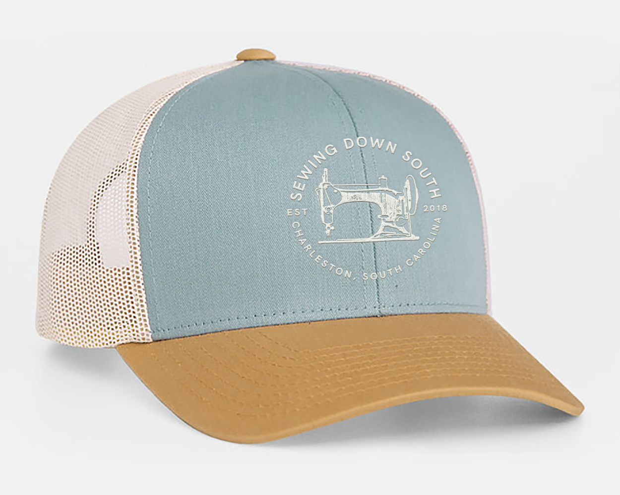 Sewing Down South Logo Hat