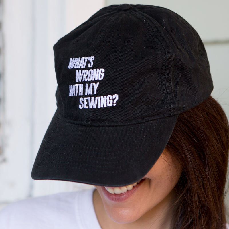 What's Wrong With My Sewing Hat