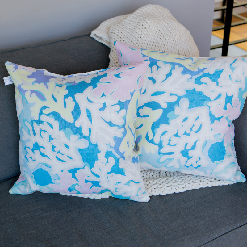 Solo Jellyfish Pillow