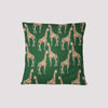Tower Of Giraffes Pillow