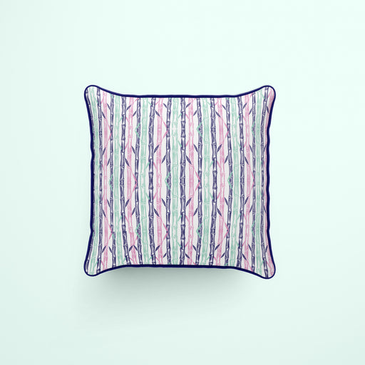 Bamboo Trellis Pillow Cover