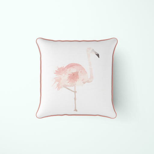 The Flamingo Pillow Cover