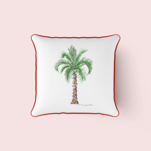 Holiday Palmetto Pillow