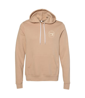 Sewing Down South Vintage Logo Hoodie