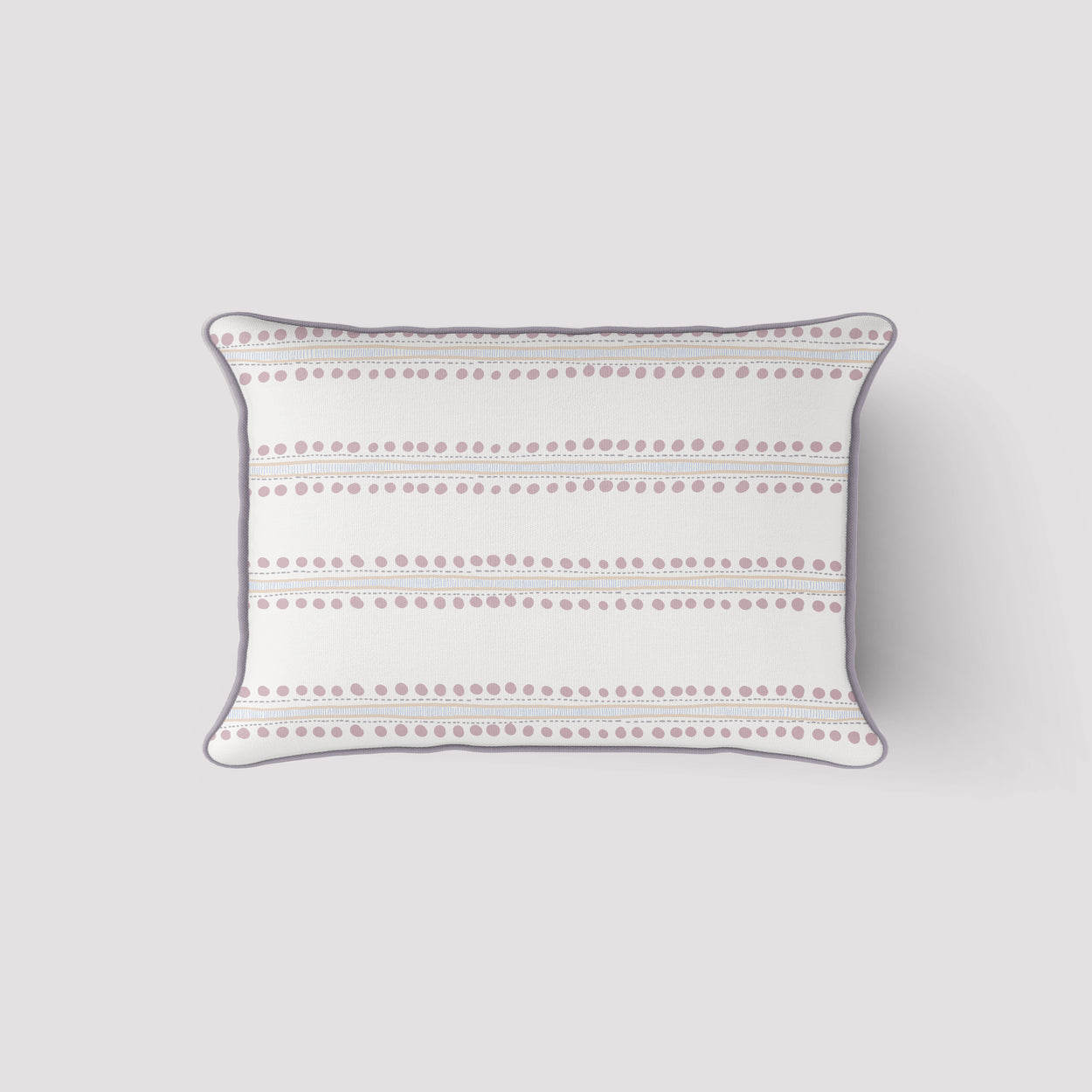 SDS x Thomasville Collection: Stripes Lumbar Pillow