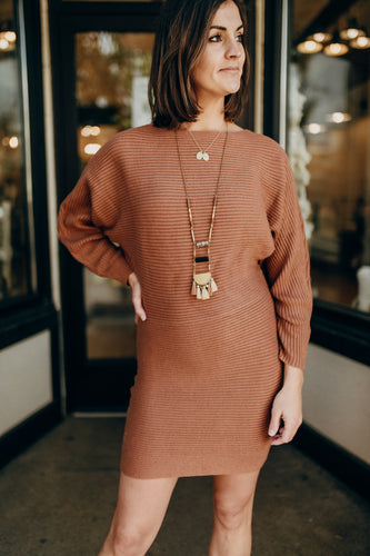 Amber Sweater Dress