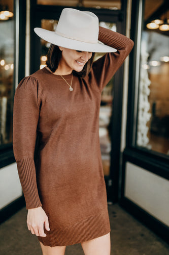 Shannon Sweater Dress