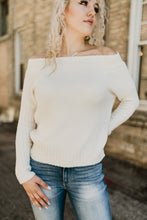 Load image into Gallery viewer, Kami Cozy Off the Shoulder Sweater