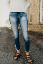 Load image into Gallery viewer, Gemma High Rise Ankle Skinny Jean