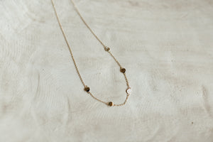 Coin Dainty Necklace