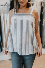 Load image into Gallery viewer, Spring Stripe Tank