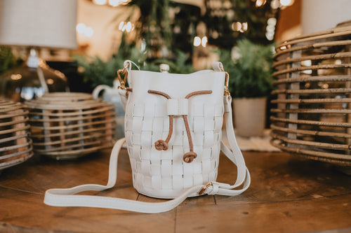 Jody Bone Bucket Bag