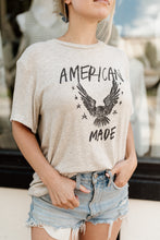 Load image into Gallery viewer, American Made Graphic Tee